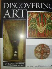 DISCOVERING ART MAGAZINE 1964 No 43 ROMANESQUE ART IN SPAIN GERMANY AND ENGLAND