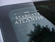 stargate atlantis  decal sticker *free shipping