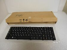 New Genuine IBM Lenovo Swedish Nordic Keyboard 25201867 G580 G585 Z580 Z585
