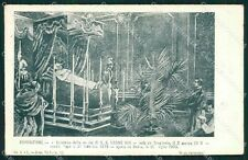 Roma Vaticano Papa Leone XIII cartolina XB1825