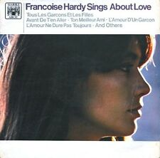 FRANCOISE HARDY Sings About Love Vinyl Record LP Marble Arch MAL 792 1968 Orig.