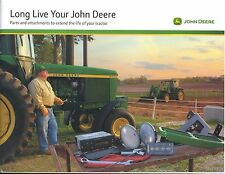 Long Live Your John Deere Sales Brochure NEW 2010... 4430 On Cover NICE