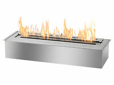 Ignis Bio Ethanol Fireplace Burner EB-2400 With 8 Hours Burn Time And 16k BTU