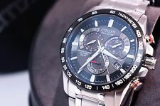 Brand New Citizen ECO Drive Men Watch AT4008-51E