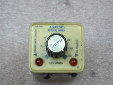 AGASTAT TIMING RELAY 1-30 SECONDS 120VAC STAXX012XSACXA