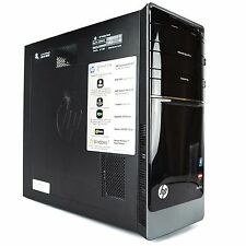 HP Pavilion Vision Computer Case Empty Tower PC Black (Case Only)