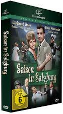 Saison in Salzburg - mit Peter Alexander, Waltraut Haas - Filmjuwelen DVD