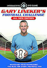 GARY LINEKER'S FOOTBALL CHALLENGE 2 NEW DVD