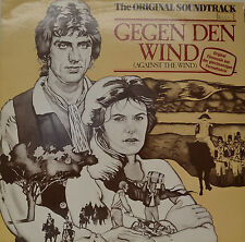 "OST - SOUNDTRACK - GEGEN DEN WIND - JON ENGLISH & MARIO MILLO 12""  LP (N241)"