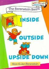 Inside Outside Upside Down (Bright & Early Books(R))-ExLibrary
