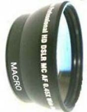Wide Lens for JVC GZ-MG330HUS GZ-MG335 MG335H GZMS120BUC GZ-MG130US GZMG130UA