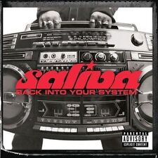 Back into Your System [PA] by Saliva (CD, Nov-2002, Island (Label))