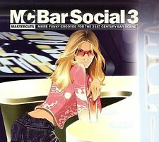 Various Artists Mastercuts Bar Social 3 CD