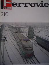 Italmodel Ferrovie 210 1977 Viaggio su ETR 401 - Locomotive a vapore ALTO ADIGE