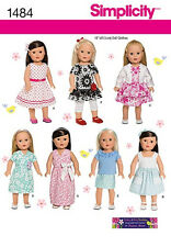 SEWING PATTERN! MAKE DOLL CLOTHES! FITS AMERICAN GIRL JULIE~MOLLY~LANIE~ISABELLE
