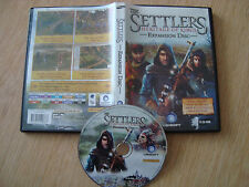 The Settlers  Heritage of Kings  Expansion pc cd