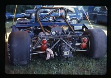 1972 Race Car Engine View - SCCA Formula B - Original 35mm Race Slide