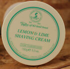 Taylor of Old Bond Street Lemon & Lime Shaving Cream Jar Foam 150ml