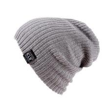 Unisex Ladies Men Women Knitted Winter Warm Ski Slouch Oversized Beanie Cap Hat