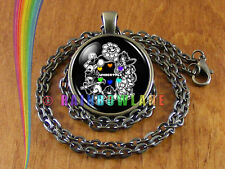 Undertale Game Gamer Gaming Handmade Fashion Necklace Pendant Charm Jewelry Gift