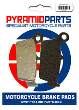 HM CRE 50 06-13 Rear Brake Pads