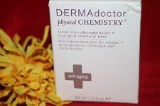 DERMADOCTOR PHYSICAL CHEMISTRY MICRODERMABRASION PEEL FULL SIZE 1.7 OZ IN BOX