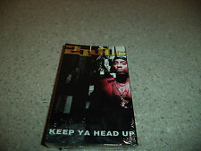 2PAC KEEP YA HEAD UP Cassette Single RARE RAP Hip-Hop 1993 New Still Sealed