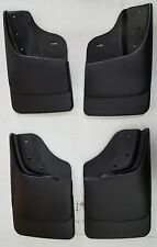 HUSKY LINERS Mud Flap Guards For Chevy S10 & Sonoma w ZR2  Highrider Front Rear