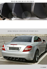 [Kspeed] For Mercedes-Benz NEW SLK 55AMG/350AMG Rear Diffuser R171