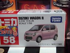 TOMICA #58 SUZUKI WAGON R 1/58 SCALE NEW IN BOX