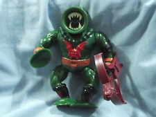 VINTAGE HE MAN MASTERS OF THE UNIVERSE FIGURE -  LEECH - COMPLETE EX COND