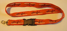 Harlem World Factory Outlet Portachiavi Lanyard Nuovo (t220)