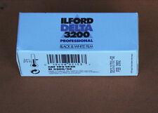 S/W Rollfilm ILFORD Delta 3200; Ablaufdatum 02/ 2002;  OVP!!