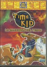 Time Kid. La macchina del tempo (2003) DVD