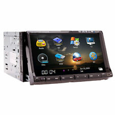 "BEST 7""HD 2 din Car Reproductores CD DVD GPS Player Navegación Radio RDS NO MAP"