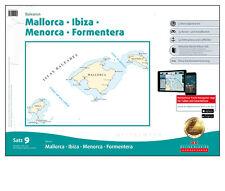 DK frase 9, Mar Mediterráneo-España, Baleares, mallorca # navegación 9783667105264