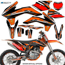 2013 2014 2015 2016 KTM XC 150 250 300 350 GRAPHICS DECO DECALS STICKERS SENGE