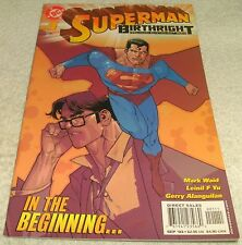 DC COMICS SUPERMAN BIRTHRIGHT # 1 VFVF+ 2003