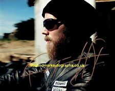 Ryan Hurst Opie Sons Of Anarchy Outlaw Motorcycle Gang Autograph WH UACC RD 96