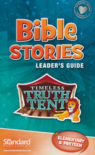 Bible Blast to the Past VBS 2015: Bible Stories Leader's Guide: Elementary &
