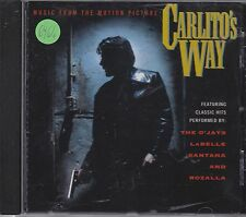 CARLITO'S WAY - o.s.t. CD