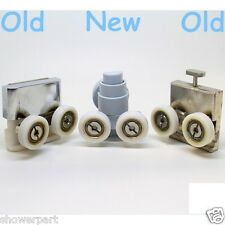 1 x Spare Shower Door Bottom ROLLER /Runners/Wheels/Rollers 21mm wheel Merlyn E4
