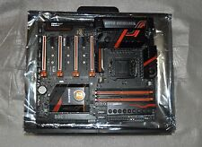 GIGABYTE GA-Z170X-SOC Force LGA1151 Intel Z170 Intel USB 3.1 Ext ATX Motherboard