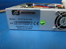 Axiomtek EM1611S-A1-1GE Embedded Micro Box Computer System SN: E08C016111150346