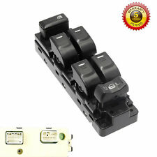 Power Window Master Switch Driver Side LH For Colorado GMC Canyon Hummer H3 H3T