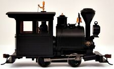 Bachmann On30 Scale Train Steam 0-4-0 Porter DCC Equipped Black Horizontal 28099