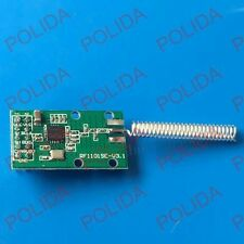 1PCS NEW 433Mhz Wireless RF Transceiver Module CC1101 CC1100 RF1100SE Antenna
