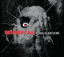 NEW  Still Searching by Senses Fail (CD, Oct-2006, Vagrant (USA))