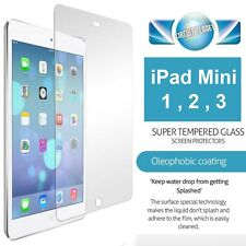 APPLE IPAD MINI 1 / 2 / 3 TEMPERED GLASS FILM SCREEN PROTECTOR GUARD