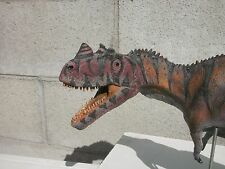 ",DINOSAUR, 1/10 CERATOSAURUS, UNBUILT  BIG Resin Model Kit, 26"" , Max Salas"